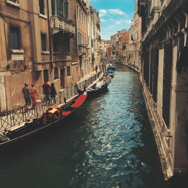 Venezia Nascosta Che Trepida Si Scuote Nel Le Frasi Piu